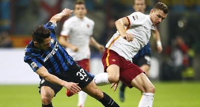 Serie A: Roma-Inter vale il terzo posto