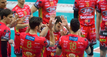 SuperLega, playoff: Verona ko, Perugia ancora in semifinale