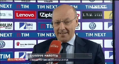 """Juve, Marotta: """"Andre Gomes starebbe bene nella nostra rosa"""""""