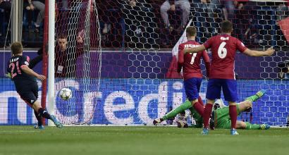 Atletico-Bayern (Afp)