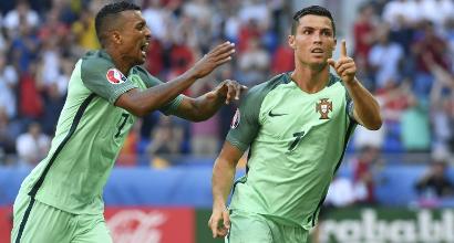 Euro 2016, Ungheria-Portogallo 3-3: Dzsudzsák fa il Cristiano Ronaldo