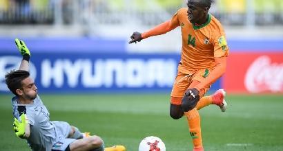 Mondiale U20, Italia non ce la fa