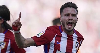 Atletico, Saul rinnova fino al 2026