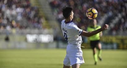 """Fiorentina, i tifosi a Bernardeschi: """"Gobbo di m..."""""""