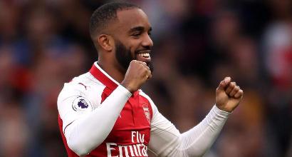 Premier League: pazzo Arsenal, Leicester rimontato 4-3