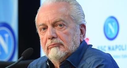 De Laurentiis boom, clamorosa ammissione del presidente del Napoli:
