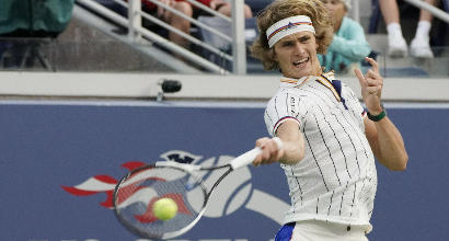 Tennis, US Open: fuori Zverev, ok la Sharapova
