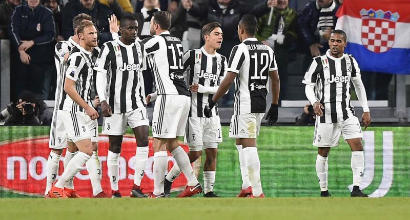 Seduta di allenamento pomeridiana in vista della Juventus