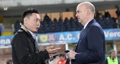 """L'ex Uefa Lago promuove il Milan:""""Rischio default a zero"""""""