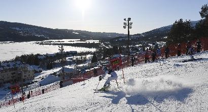Sci, Cdm: la Svezia trionfa ad Are nel Team Event