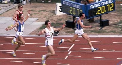 21 Marzo: Senna e Mennea corrono ancora
