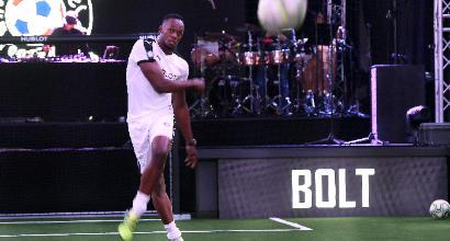 Bolt, provino al B. Dortmund: Due reti e buone giocate. Stoger soddisfatto