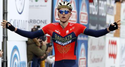 Giro: Mohoric vince a Gualdo