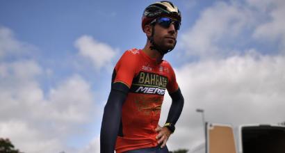 """Tour, Nibali dopo la caduta che l'ha costretto al ritiro: """"I tifosi hanno superato le barriere"""""""