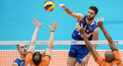 Volley Italia-Serbia: dove vederla in diretta tv e streaming