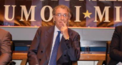 """Moratti: """"Niente più rancore con la Juve, vorrei Marotta all'Inter"""""""
