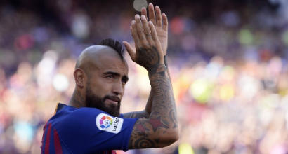 """Il Barcellona richiama Vidal: """"Deve avere rispetto per i compagni e l'allenatore"""""""