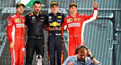 """F1 Messico, Vettel: """"Accettiamo il verdetto, Lewis ha meritato"""""""