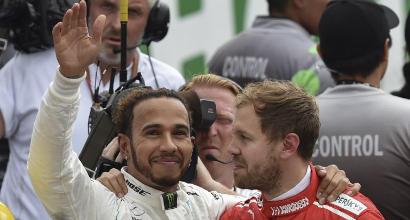 """F1, Hamilton: """"Che fatica e che orgoglio aver battuto la Ferrari"""""""