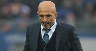 """Inter, Spalletti trova il problema: """"Non riusciamo a mantenere la concentrazione"""""""