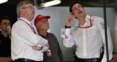 F1: Niki Lauda di nuovo in terapia intensiva