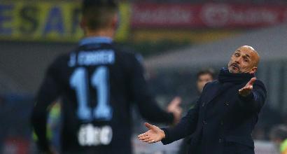 Inter, Spalletti a colloquio con la dirigenza dopo il ko in Coppa Italia