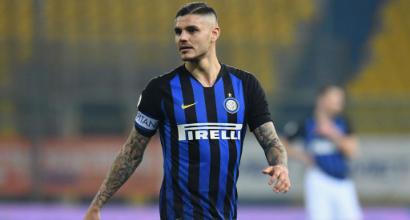 L'Inter non vuole rompere con Icardi: ecco cosa gli verrà offerto a breve scadenza