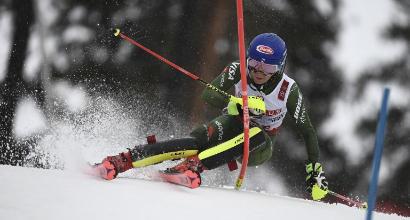 Sci, slalom Aare: oro per Mikaela Shiffrin, che riscrive la storia