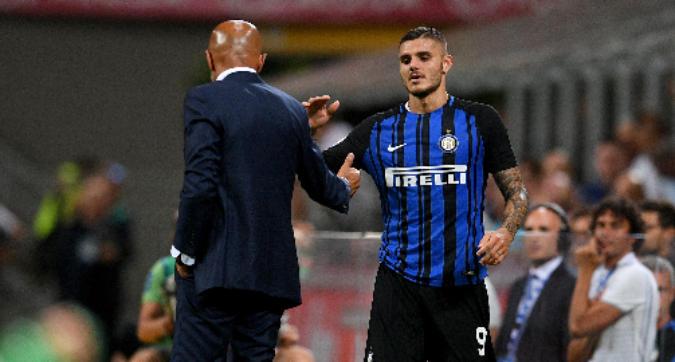 Inter: patto Champions Icardi-Spalletti, ma i tifosi...