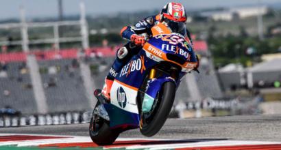 Moto2 Americhe: vince Luthi, Baldassarri k.o.