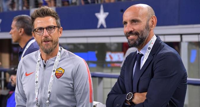 """""""Monchi vuole portare Di Francesco al Siviglia"""""""