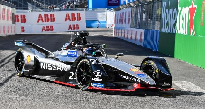 Formula E, Buemi in pole a Berlino