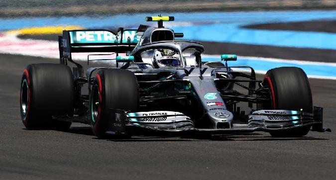 F1, libere 3 nel segno Mercedes