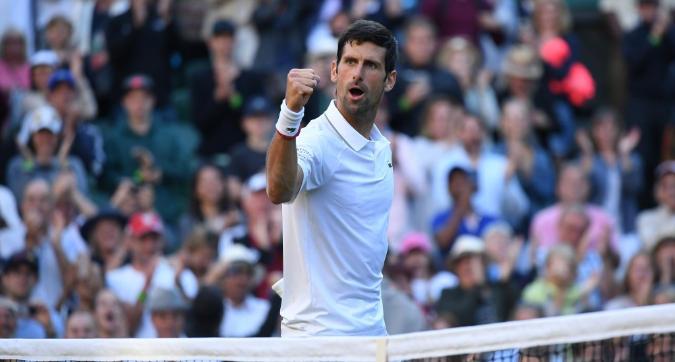 Tennis, Wimbledon: Djokovic al terzo turno senza problemi, out Wawrinka