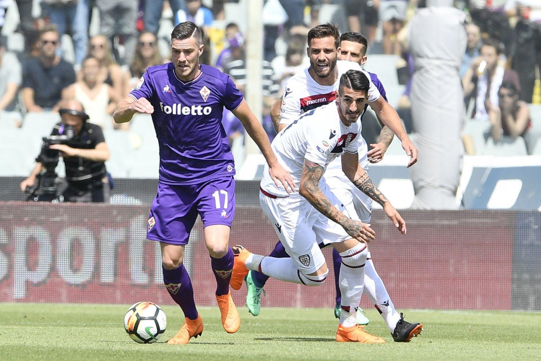 Serie A, Fiorentina-Cagliari 0-1: le foto