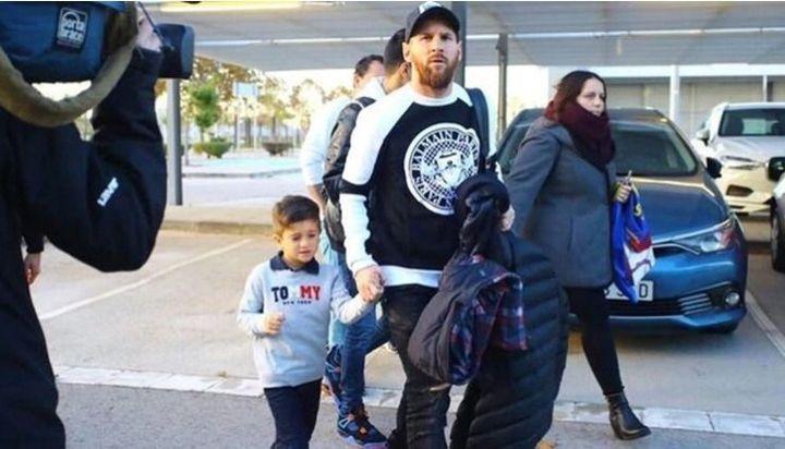 Messi (Barcellona)