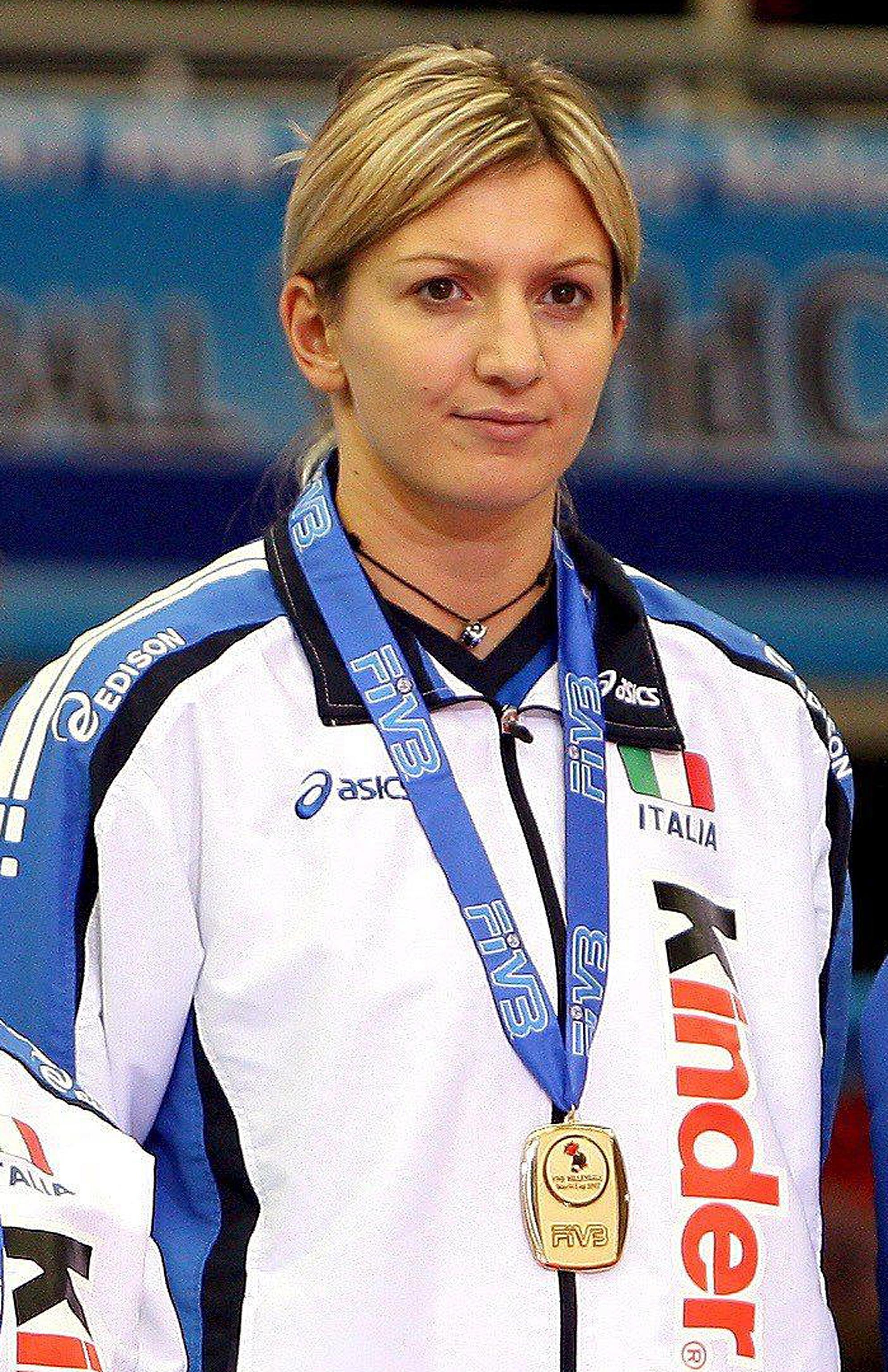 Sara Anzanello (25 ottobre 2018)  - La pallavolista italiana si è arresa a un linfoma a soli 38 anni.