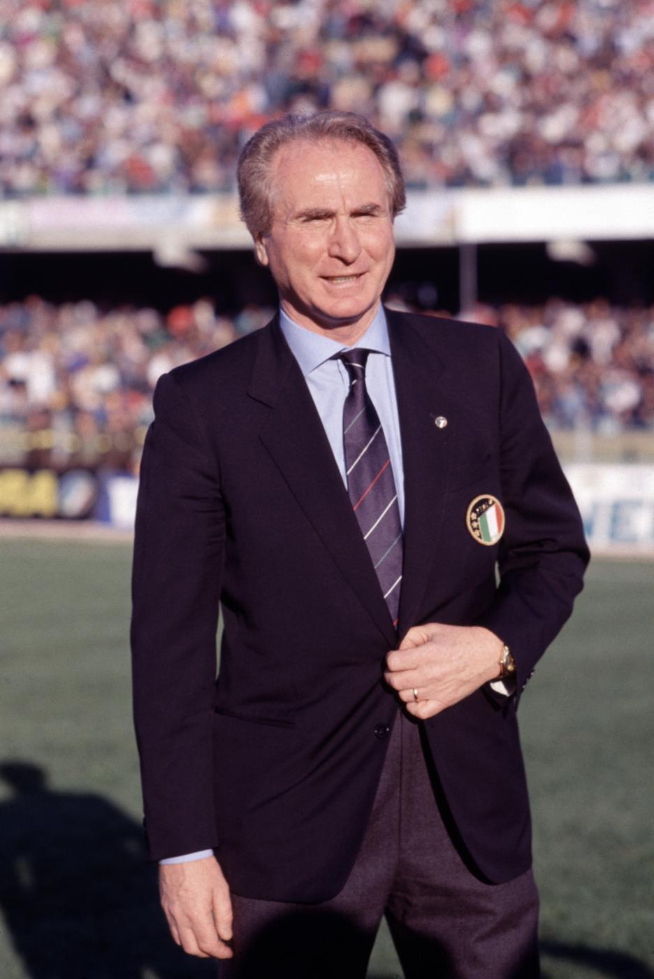 Azeglio Vicini (30 gennaio 2018)  - L'ex ct della Nazionale a Italia 90 se ne è andato a 84 anni nella sua città d'adozione, Brescia