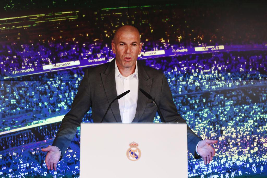 1) CONTROLLO TOTALE - Zidane ha chiesto di gestire mercato e squadra in totale autonomia, senza interferenze da parte del club