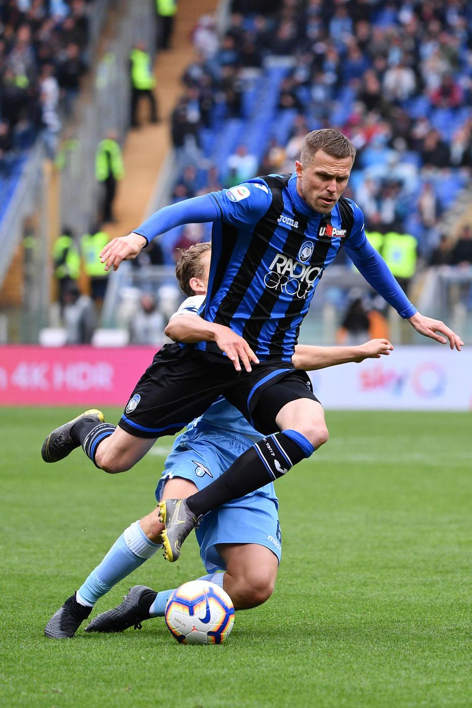 Le immagini più belle di Lazio-Atalanta 1-3