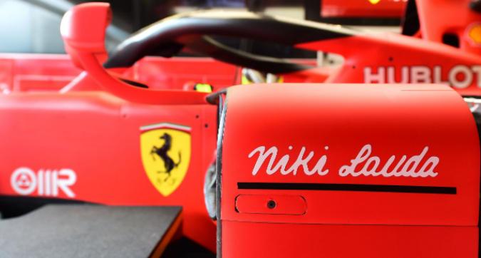 FORMULA 1_I MESSAGGI|Il paddock per Niki