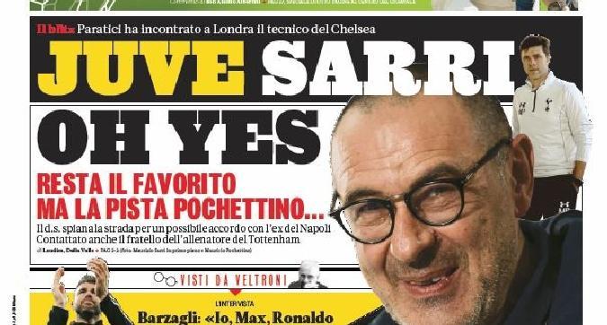 L'EDICOLA_IN PRIMA PAGINA|I giornali del 24 maggio