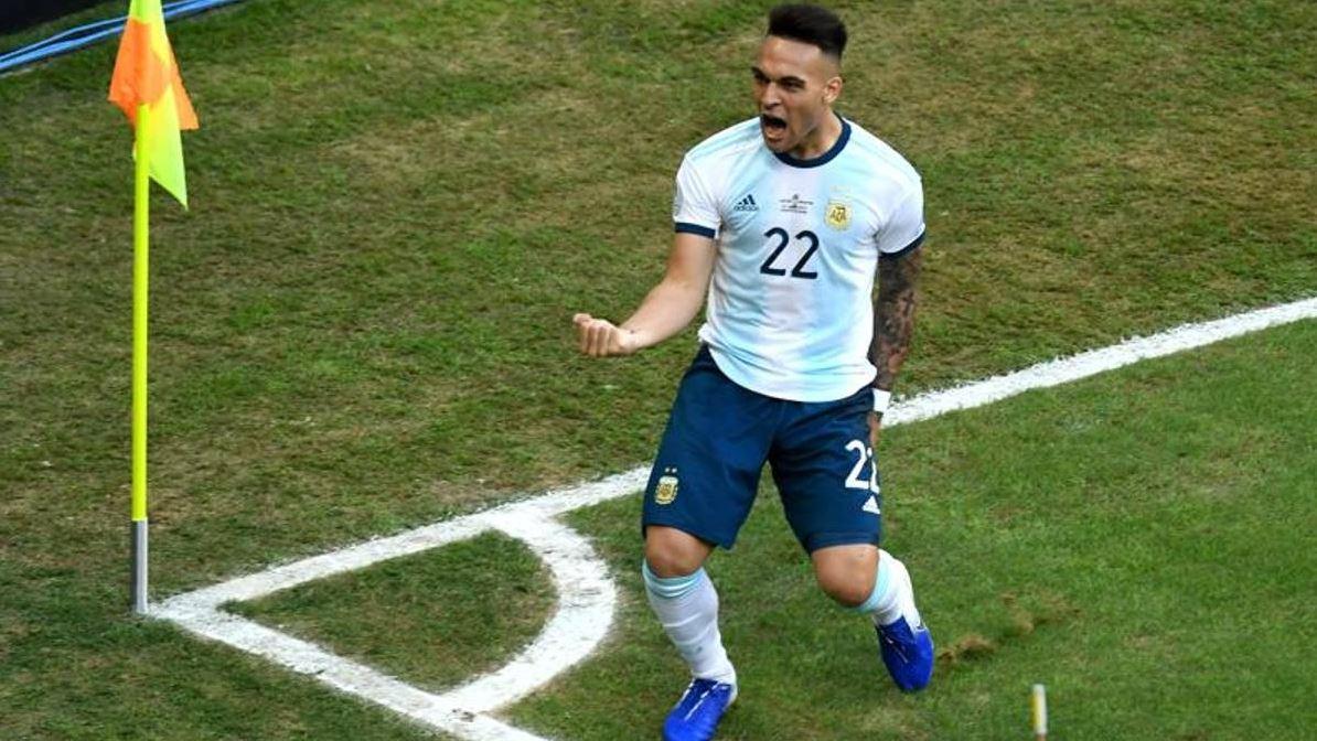 L'Argentina affronta il Venezuela per conquistare la semifinale di Copa America contro il Brasile e il grande protagonista è ancora una volta Lautaro ...
