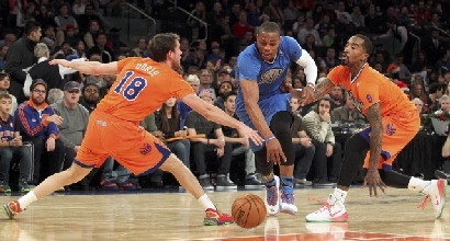 Westbrook, Reuters