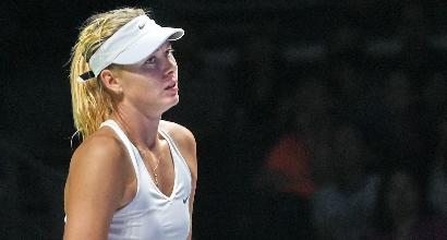 Sharapova, foto Afp