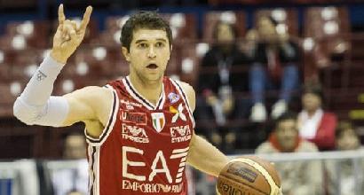 Basket, Serie A: Milano cade ad Avellino