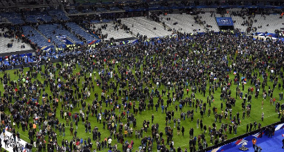 Stade de France (Afp)