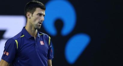 Djokovic, foto lapresse