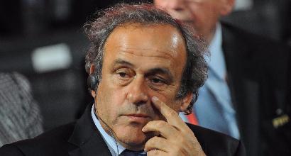 Platini ricorre al Tas e l'Uefa blocca le elezioni