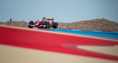 F1, GP Bahrain: nelle libere 2 la Ferrari lascia a piedi Vettel